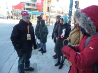 A guided tour through Kensington Market, Jan. 13, 2015