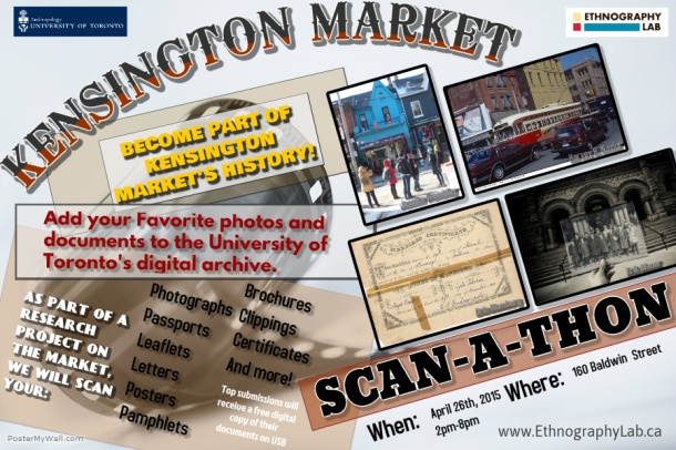 Scanathon Poster