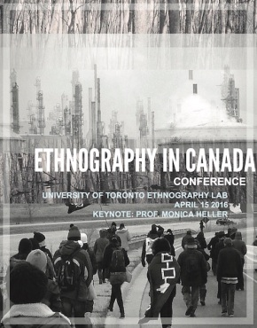 Ethnography in Canada 2016 Conference – RegistrationOpen