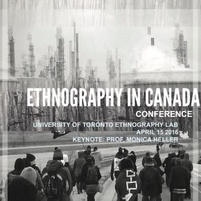 Ethnography in Canada 2016 Conference – Registration Open