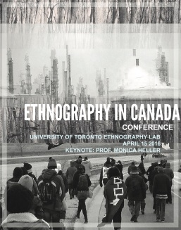 Ethnography in Canada 2016 Conference
