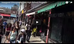 Video: Ethnography Lab Summer High School Program 2016