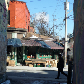 Collaborative Ethnography in Kensington Market: Emily Hertzman publishes article in Anthropology News