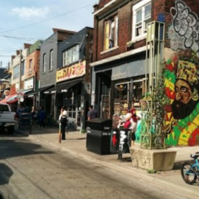 Toronto Metro News article about the Ethnography Lab's Kensington Market Research