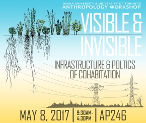 VISIBLE & INVISIBLE: INFRASTRUCTURE & POLITICS OF COHABITATION