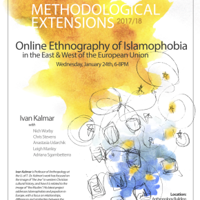 Online Ethnography of Islamophobia in the East & West of the EuropeanUnion