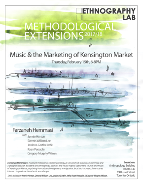 Music and the Marketing of Kensington Market