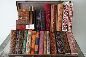 Book Binding Workshop for Ethnographers and Others, June 4th 2-4pm