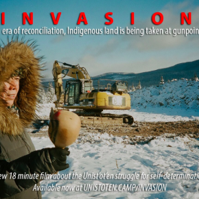Please join the AGSU and Ethnography Lab for a film screening of the short documentary Invasion