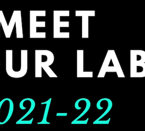 """""""Meet Our Lab"""": 2021-22 academic yearkickoff"""